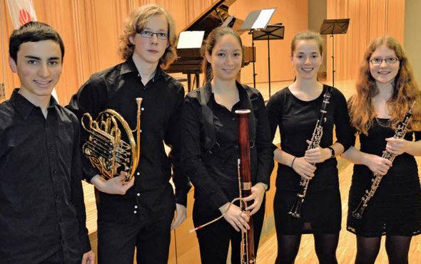 Quintett aus Freiburg qualifiziert sich zur nchsten Runde