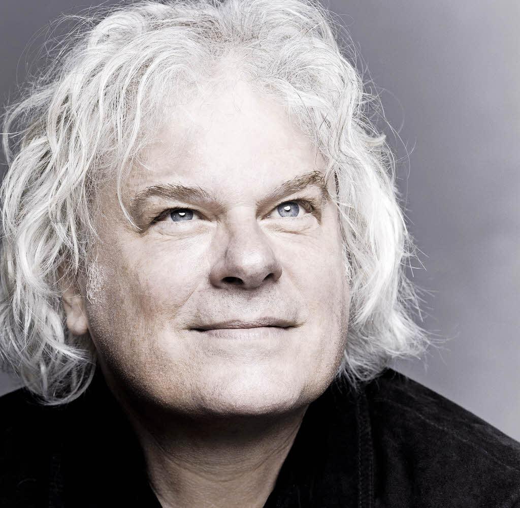 Ronald Brautigam spielt Werke von Beethoven im Schloss Bad