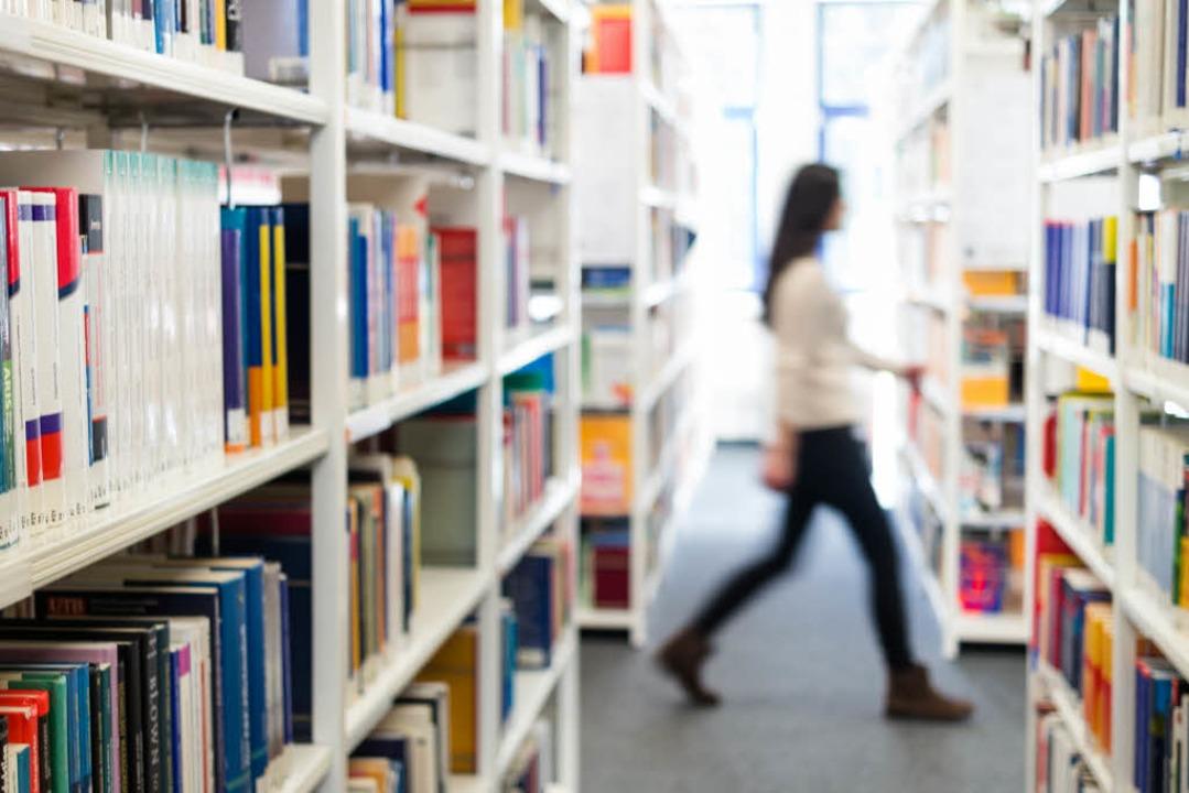 Bibliotheksleiterin Gute Bibliotheken sind fr