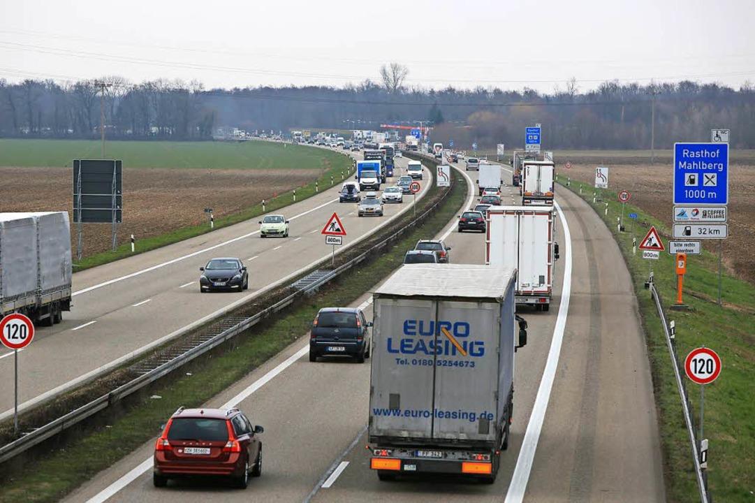 Unter der Hand werden schon die Vorbereitungen für den großen Ausbau getroffen. | Foto: Christoph Breithaupt