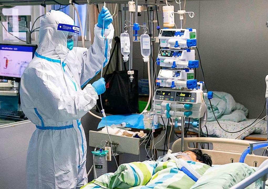 Millionenstädte wegen Lungenkrankheit abgeschottet – Lage doch ...