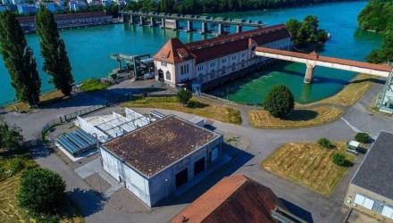 Energie vom Hochrhein Power-to-Gas-Anlage in Grenzach-Wyhlen läuft zuverlässig