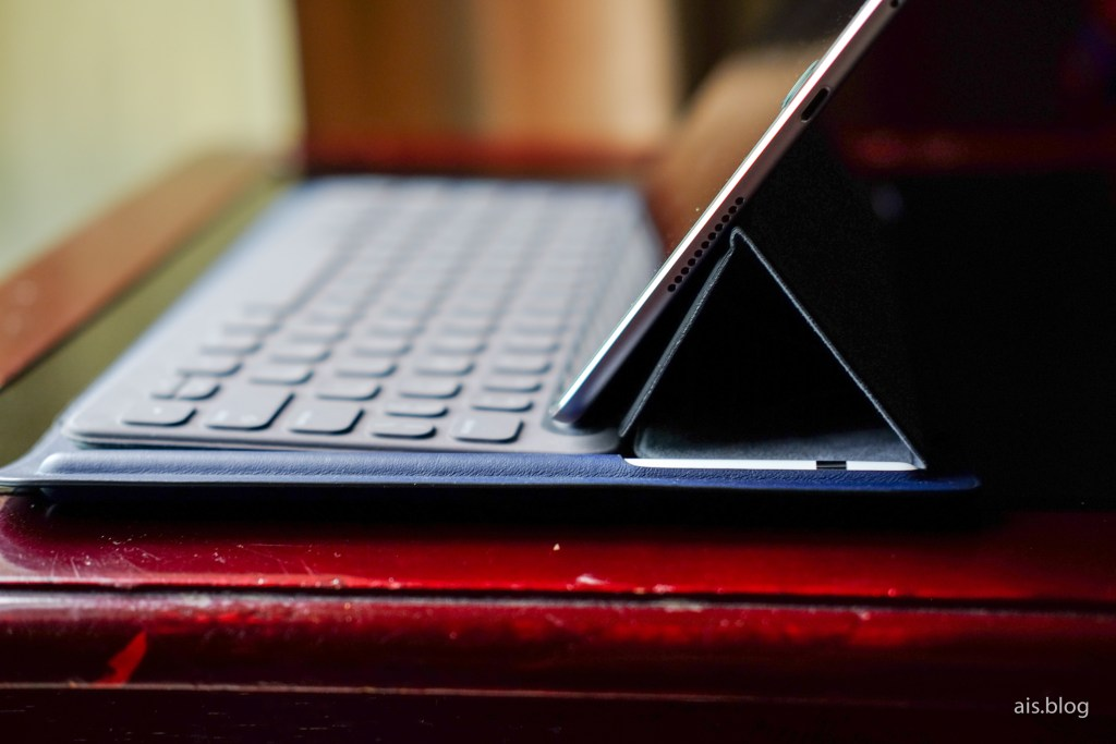 ipad pro 10.5 with smart keyboard
