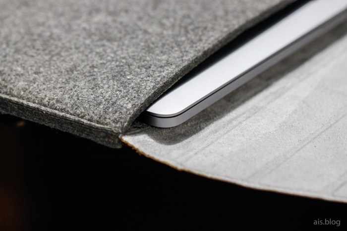 inateck sleeve for macbook pro