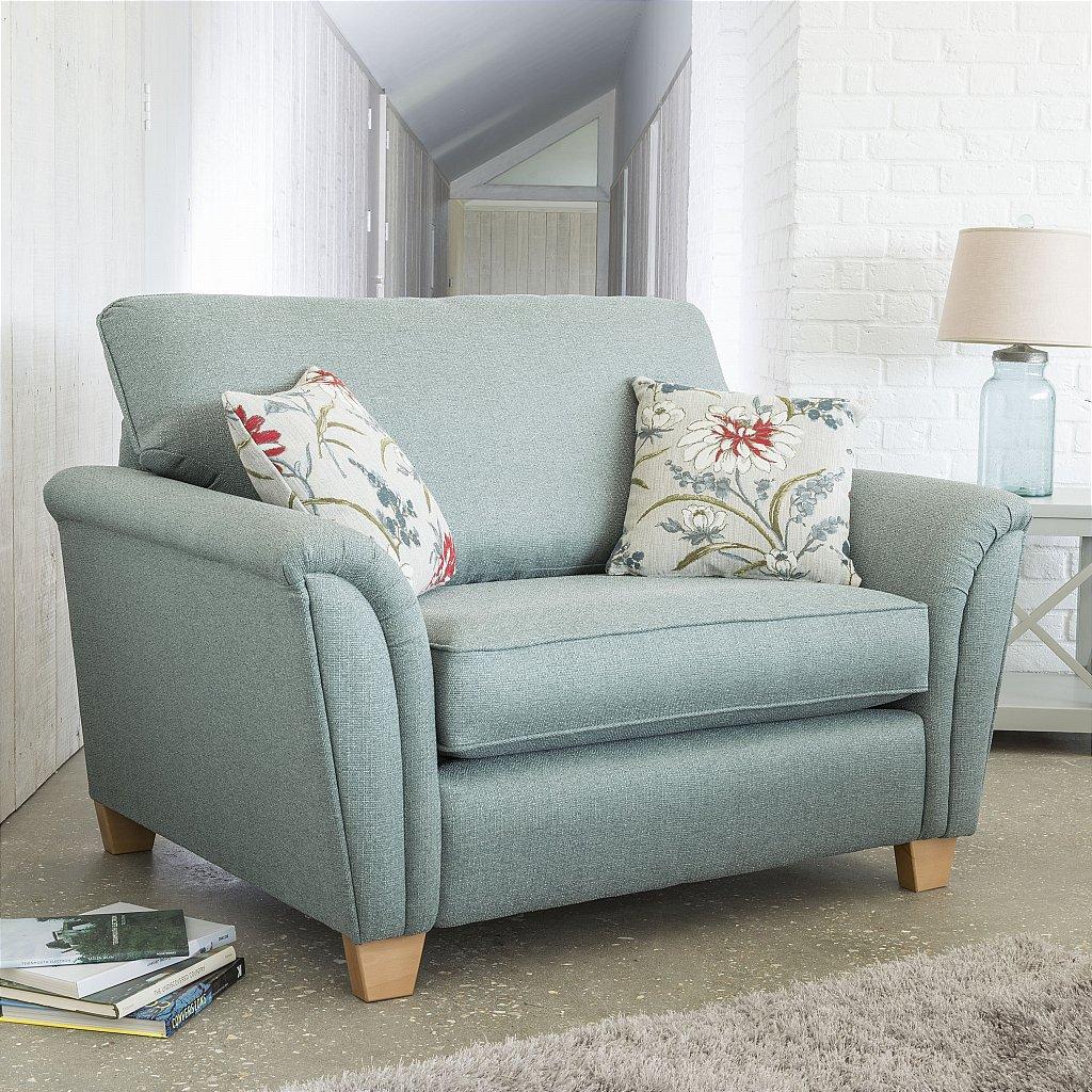 barcelona sofa uk italy u17 sofascore alstons upholstery snuggler chair