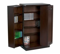 Sutcliffe Hampton DVD and CD Storage Cabinet