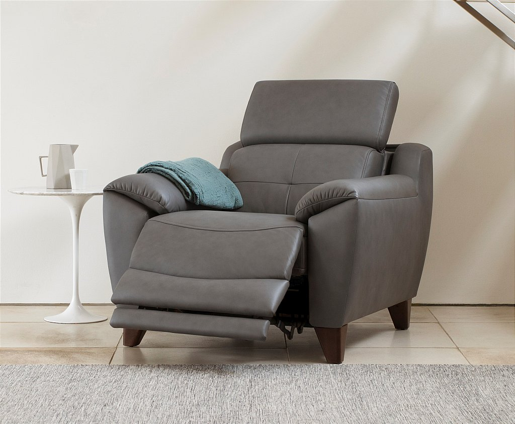 Evolution Chair Evolution 1702 Chair In Leather
