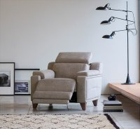 Parker Knoll - Evolution 1701 Chair in Fabric