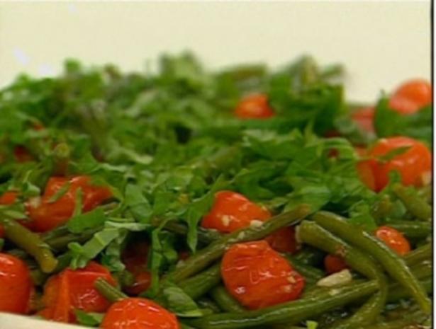 Grne Bohnen italienisch  Rezept mit Bild  kochbarde