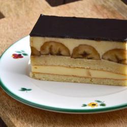 Bananen Schokoladen Blechkuchen   Rezept mit Video ...