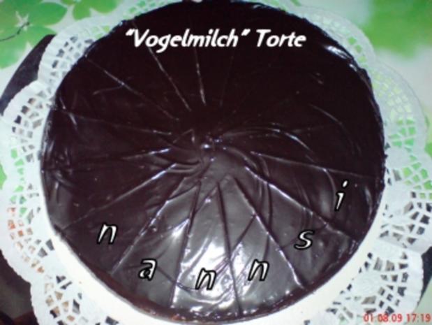 Vogelmilch  Torte  Rezept mit Bild  kochbarde