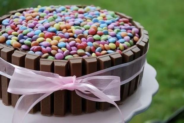 M und ms torte rezept  Appetitlich FotoBlog fr Sie