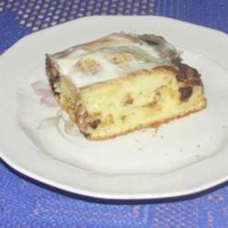 Apfel   Schoko   Blechkuchen   Rezept mit Bild   kochbar.de
