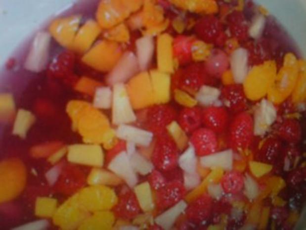 schnelle KinderBowle  Rezept mit Bild  kochbarde