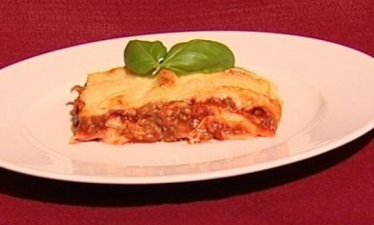 Lasagne Hanna Bohnekamp  Rezept mit Bild  kochbarde