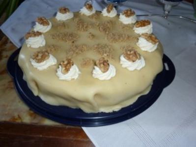 5 Marzipan Nuss Torte Rezepte  kochbarde