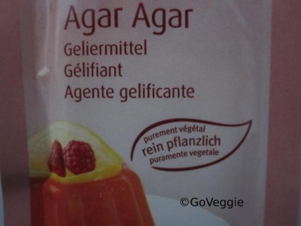 AgarAgar statt Gelatine  Rezept mit Bild  kochbarde