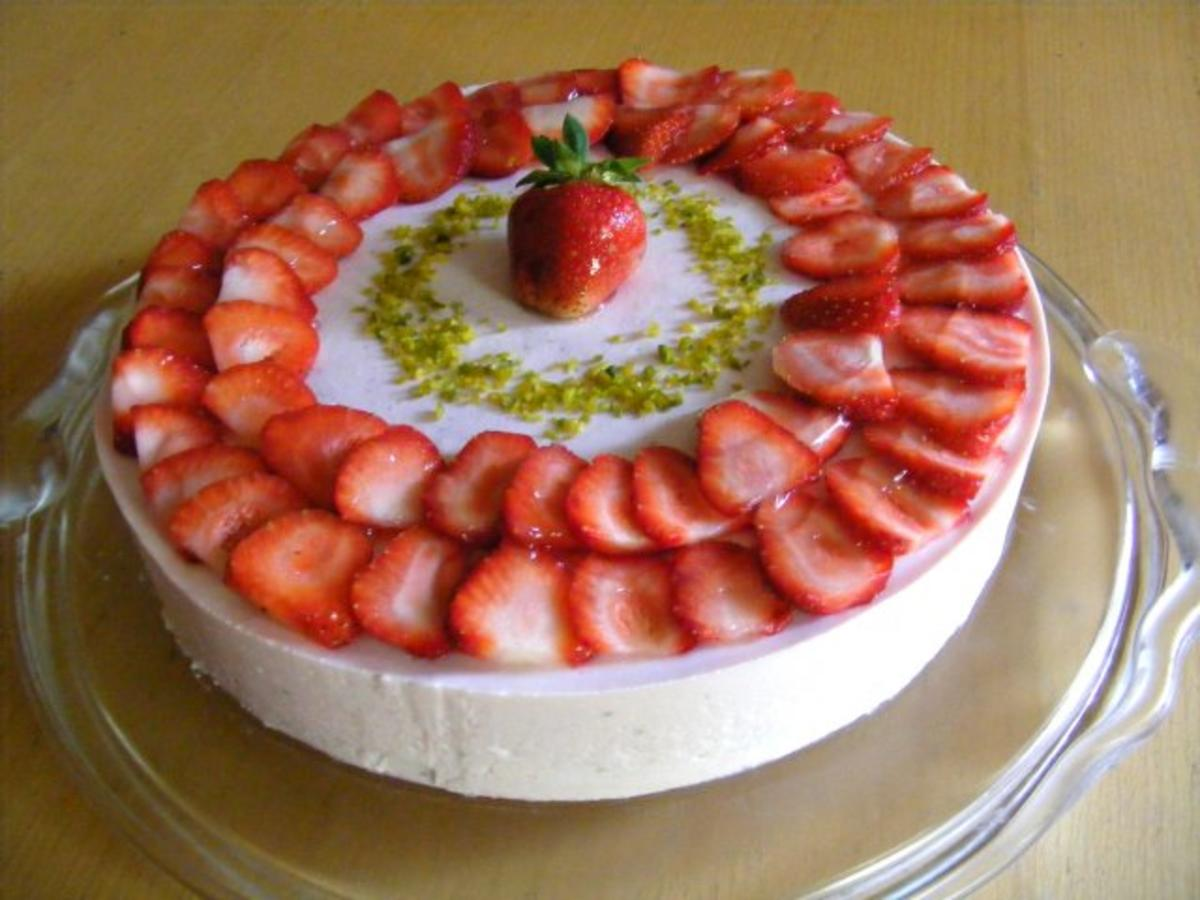 Erdbeer joghurt torte qimiq  Appetitlich FotoBlog fr Sie