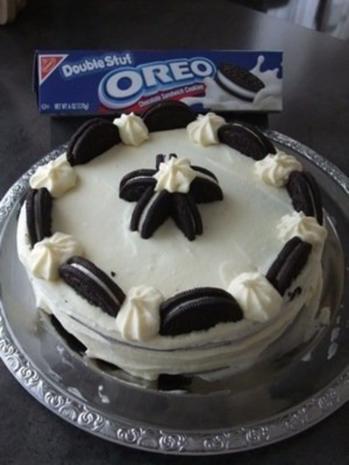OREO Torte  Rezept mit Bild  kochbarde