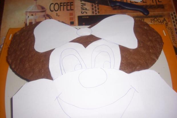 Minnie maus torte vorlage  Appetitlich FotoBlog fr Sie
