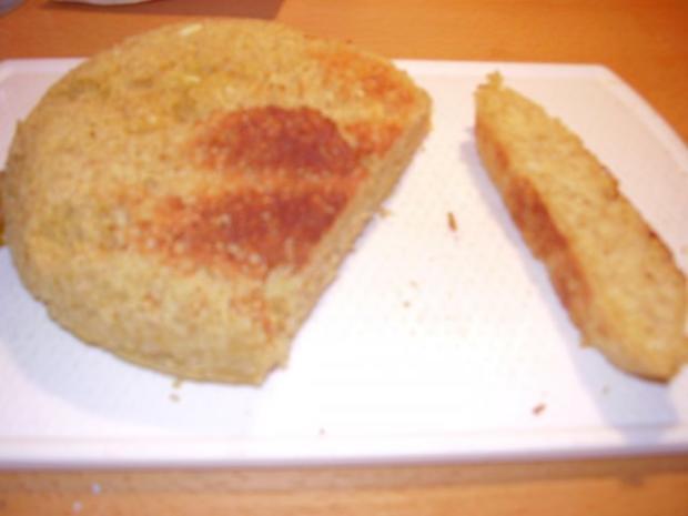 Schnelles Toast