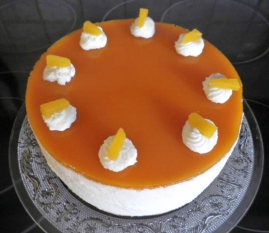 Kleine Bernstein  Torte   Rezept mit Bild  kochbarde
