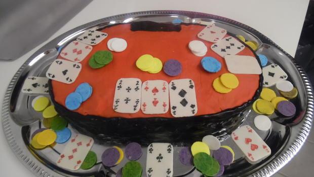 Geburtstagstorte fr PokerFreak  Rezept  kochbarde