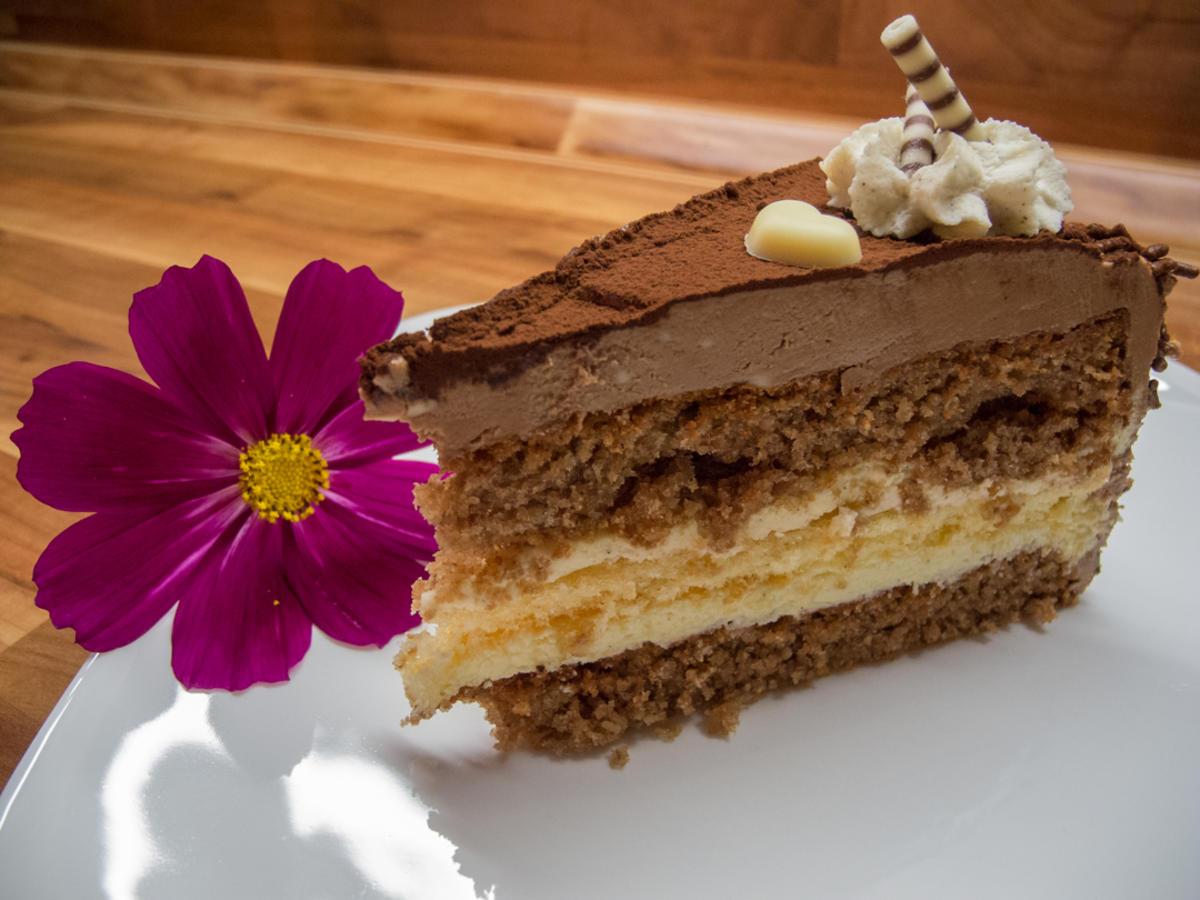 Kuchen CastagnettaTorte  Rezept mit Bild  kochbarde