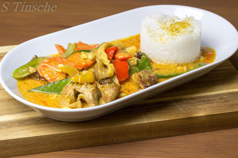 ThaiHhnchenCurry  Rezept mit Bild  kochbarde
