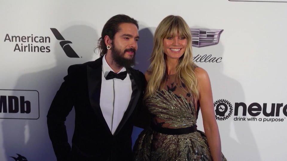 Heidi Klum und Tom Kaulitz verhngen bei Traumhochzeit striktes Fotoverbot