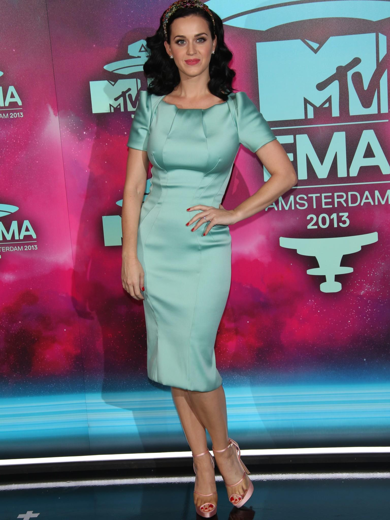 Katy Perry Roter Teppich Mtv Europe Music Awards 2013 Tops Und Flops Vom Roten Teppich