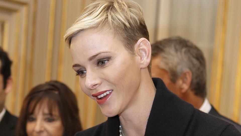 Charlène Von Monaco Hat Die Haare Ab Diese Frise Ist Der Horror!