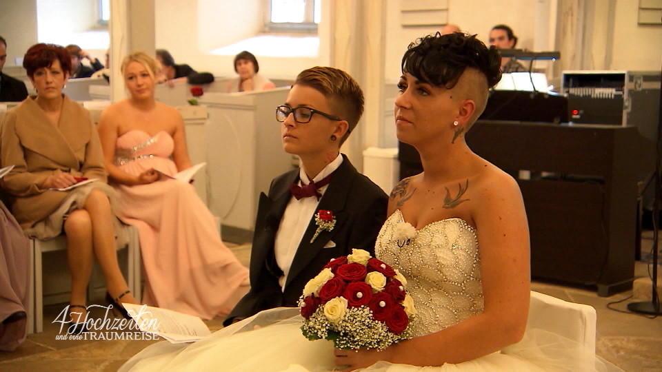 4 Hochzeiten und eine Traumreise Bei Meggy und Alina