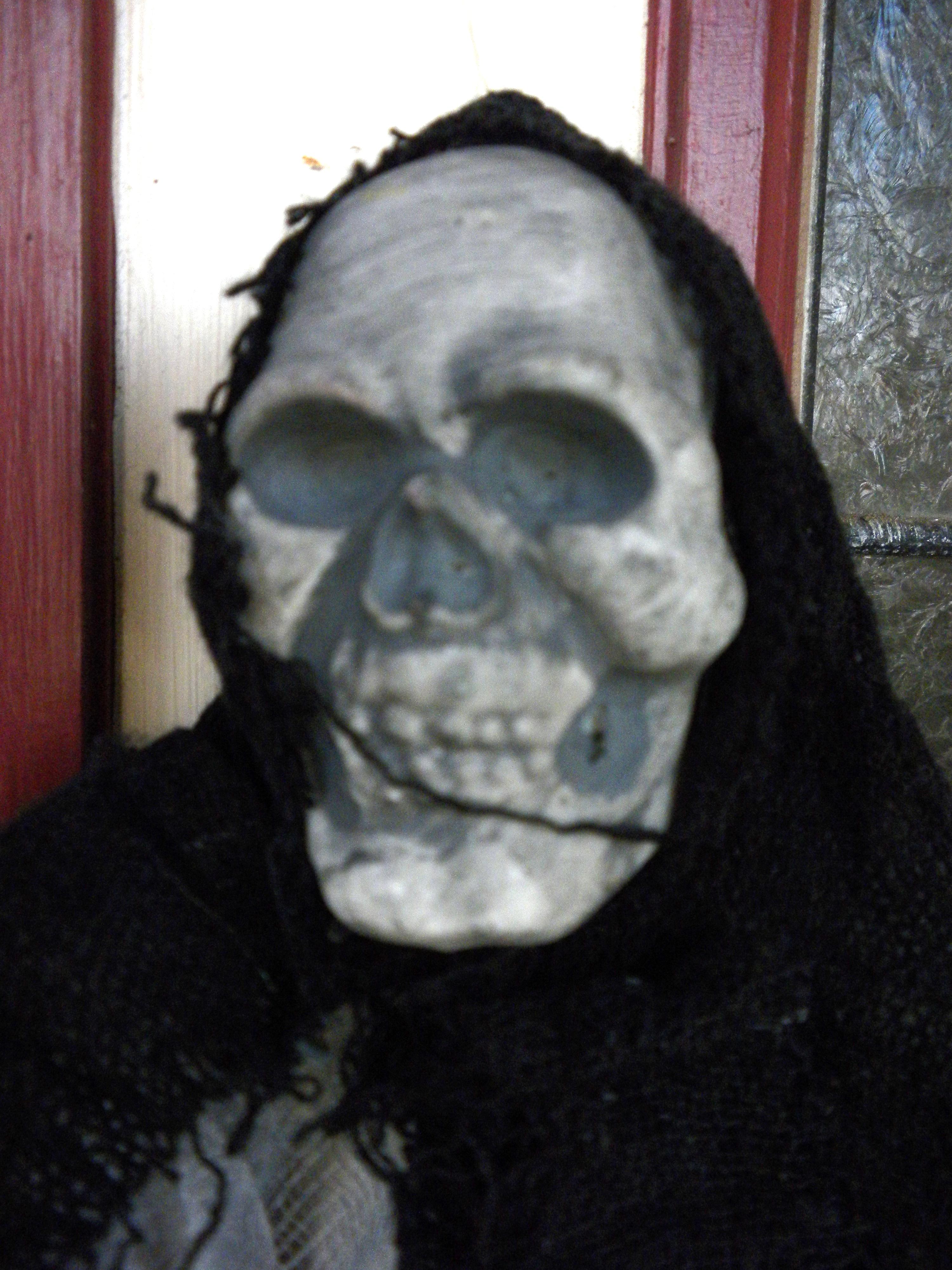 skull head cu