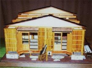 ドールハウス 長屋の生活(2007)写真NO,4