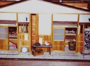 ドールハウス 長屋の生活(2007)写真NO,5