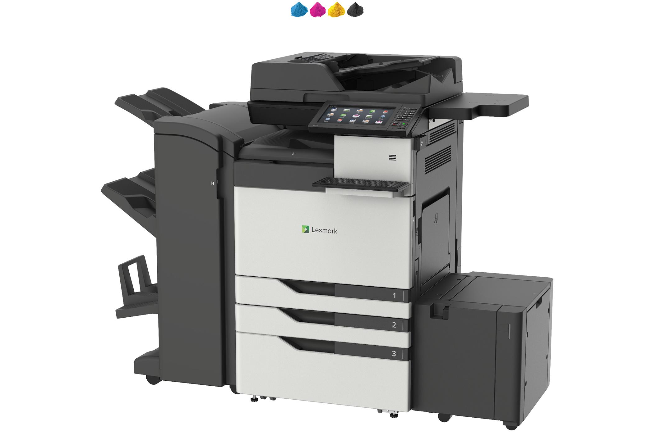 Lexmark XC9255 A3 Colour Multifunction Printer
