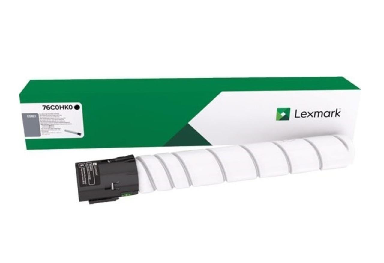 Lexmark CS_CX921_922_923 series black_toner_76C0HK0