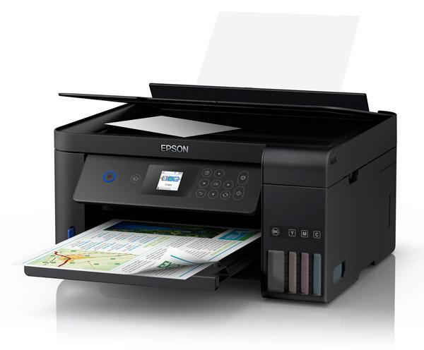 Epson ET-2750 Ecotank Colour multifunction printer