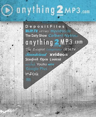 Anyhting To Mp3 : anyhting, Anything2MP3, Convert, Anything, SoundCloud/YouTube