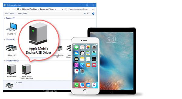 Résoudre Les Problèmes Sur Apple Mobile Device Usb Driver
