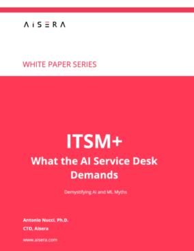 ITSM IT Service Desk ITSM+
