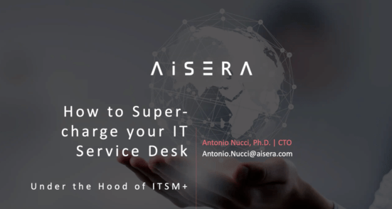 How to Supercharge Your IT Service Desk