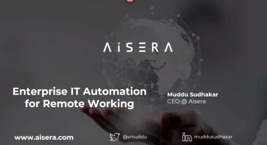 Enterprise IT Automation for Remote Working Webinar