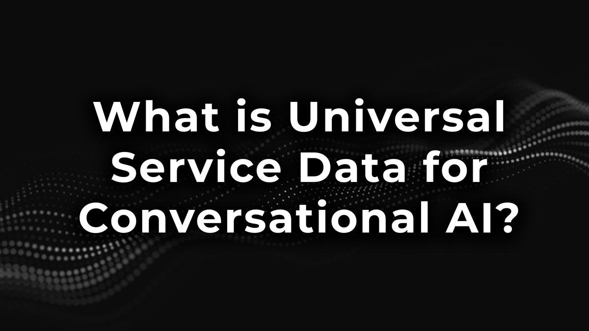 Universal Service Data