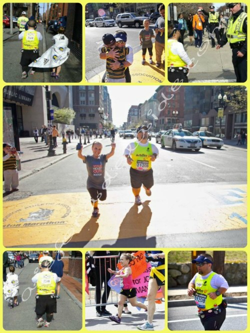 Photos from Charlie Abrahams, Boston Globe, and other sources