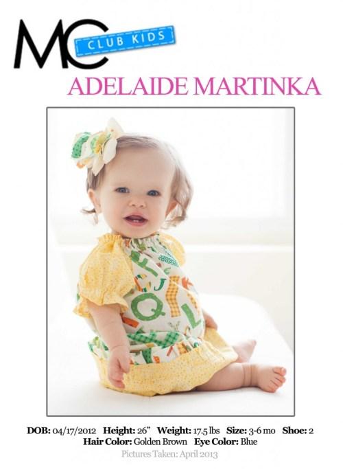 Adelaide Martinka 4-17-12