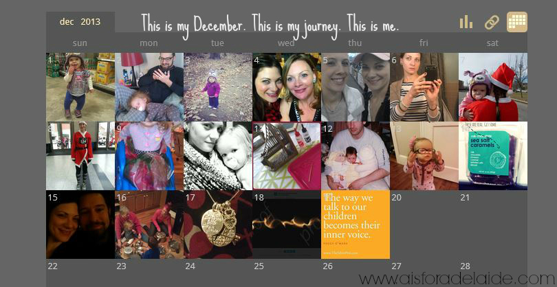 #shop #reveal365 #TRPwomen The Revelation Project #aisforadelaide #thisismydecember