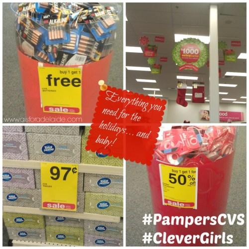 #shop #PampersCVS #CleverGirls #aisforadelaide #greatprices