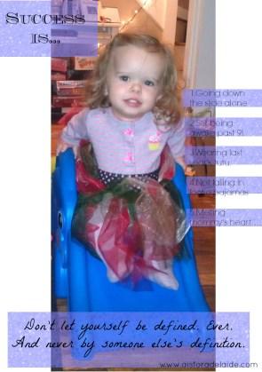 #success #aisforadelaide blog dwarfism